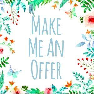 Make an offer 😊